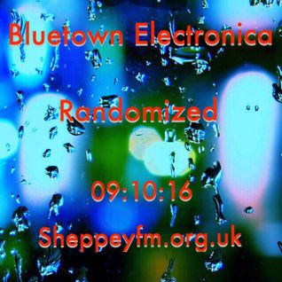 Bluetown Electronica live show 09.10.16