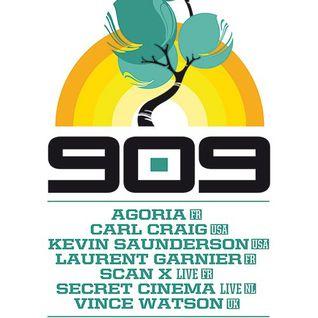 Secret Cinema (live) @ 909 at Amsterdamse Bos (01-06-2013)