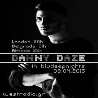 Danny Daze Sunday Morning in BLUDEEPNIGHTS on Westradio.gr