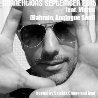 Digital01 Greece on Connextions September 2016 feat. Mazen (Analogue Soul)
