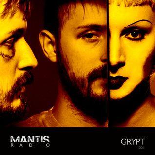 Mantis Radio 204 + GRYPT