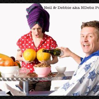 Neil & Debbie (aka NDebz) Podcast #014 - 'Obama Azalea' feat. James Franco's N.B.F