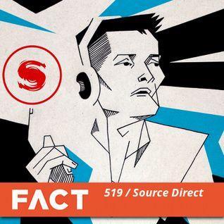 FACT mix 519 - Source Direct (Oct '15)