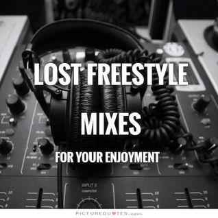 Lost Freestyle Mixes - DJ Carlos C4 Ramos
