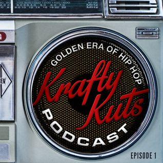 Krafty Kuts Podcast - Golden Era Of Hip Hop Vol 1 DJ MIx