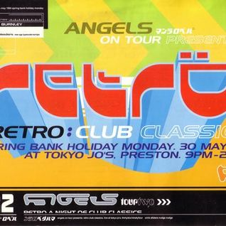 Paul Taylor @ Angles Retro Re-Union : Edition One Mix