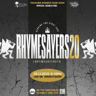 DJ Philly & 210 Presents - Trackside Burners #110