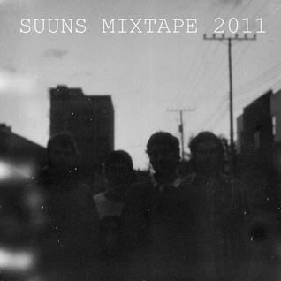 SUUNS, Exclusive Mix (for lemusicassette.com)