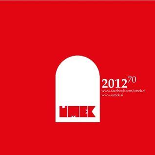 UMEK - Promo Mix 201270 (Live @ Sahar Club, Krasnodar, Russia, 03.12.2011)