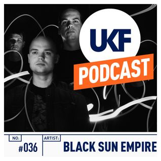 UKF Music Podcast #36 - Black Sun Empire in the mix