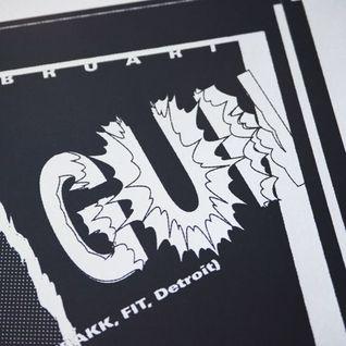 MGUN @ BAKK Party | 14.02.15 | at HOOP