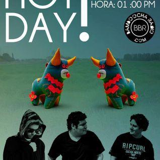 Fabricio Unda @Hot Day Cusco 2nd Edition 11.08.12 (BamboochaRadio Live)