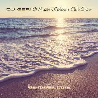 DJ Geri @ Muziek Colours Club Show