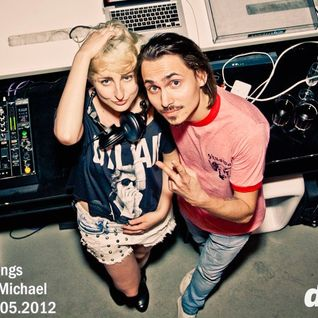 Double trouble at Planeta.fm 11.05.2012