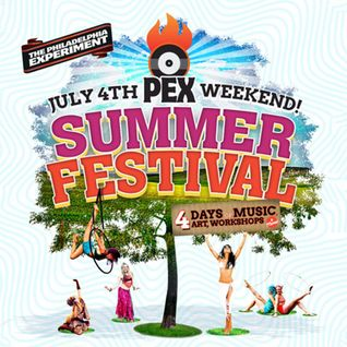 Live @ PEX Summer Festival, Darlington, MD (7-7-13)