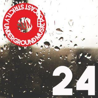 Strictly Underground Music Podcast - Episode 24 - 13 Nov 2015