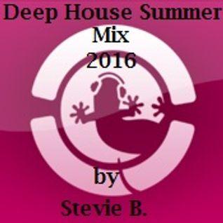 Deep House Summer Mix 2016 By Stevie B.