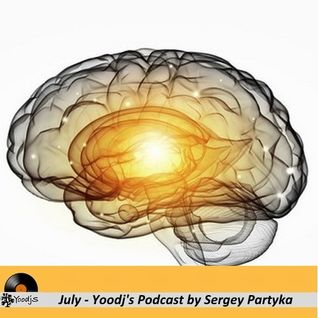 July - Yoodj's Podcast by Sergey Partyka