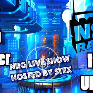 NRG Live Show IK - NSB Radio - 1st Oct 2015