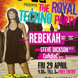 DC11 presents The Royal Techno Party - part 2