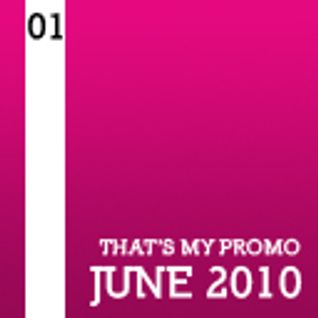Alex Martinez - That's My Promo June 2010