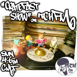 CratefastShow On ItchFM  (14.08.16)