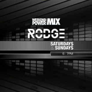 Rodge #24: Weekend Power Mix - March 29, 2015 - Mix FM