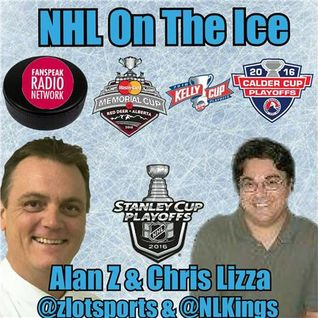 NHL ON THE ICE Special Guests Brett Hedican & Zachary DeVine