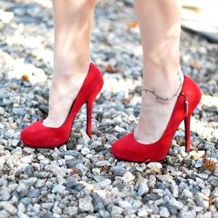 Red High Heels session