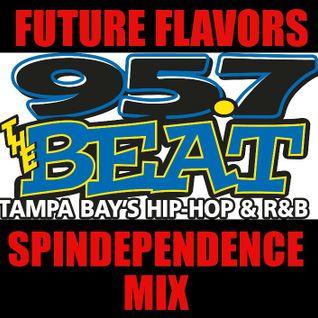 Future Flavors 95.7 The Beat 4th of July 2016 (Dj Sandman Mix)