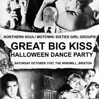 Great Big Kiss Podcast #30 - Halloween mix