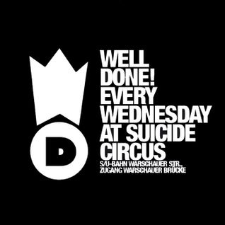 Kaiserdisco @ Suicide Circus - Berlin - Germany - 17-08-2016