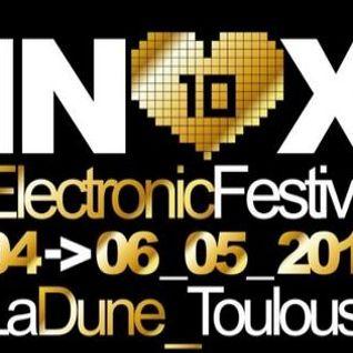 Laidback Luke - Live @ Inox Electronic Festival (Toulouse) - 05.05.2012