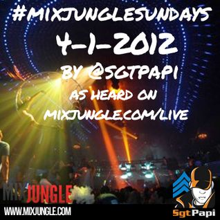 Mix Jungle Sundays - Sgt Papi Episode 10