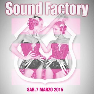 German Bass @ Sound Factory Fallas 2015 (Sesión Primera Hora, 7 Marzo 2015)
