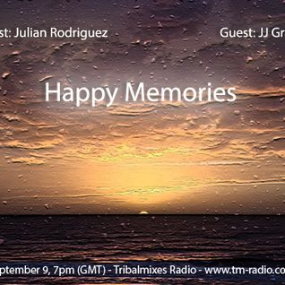 Happy Memories on TM-Radio / JJ Grant guest mix 9.9.13