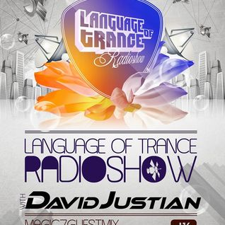 Language of Trance 240 with David Justian & Magic 7 Guestmix by Ritch Smith (GB)