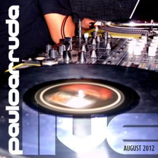 Paulo Arruda LIVE SET | August 2012