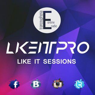 Like It Pro - Like It Sessions 001 ( Like It Lite guest Mix )