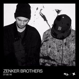 Zenker Brothers - fabric x Resident Advisor Mix