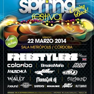 khaine -  sprig festival 2014