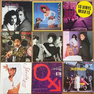 10VINYL#MIX15 - PRINCE... CAN U RELATE?