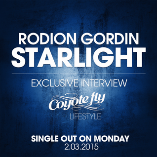 Rodion Gordin interview at Coyote Lifestyle ar DJ Gustavito / 28.02.2015