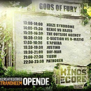 Pathogen - Kings of Core Festival Warmup v1
