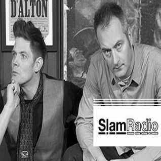 Luke Slater  -  SlamRadio 112 on DI.FM  - 20-Nov-2014