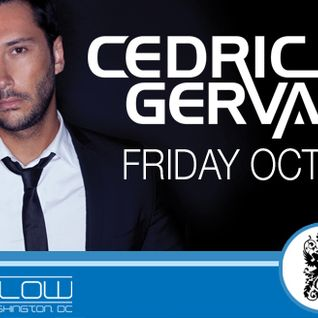 Cedric Gervais - Live @ Glow (Washington DC) - 28.10.2011 - www.LiveSets.at