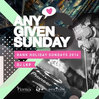 Any Given Sunday - Koos Open Format Mash Up