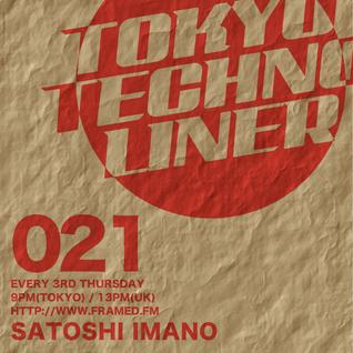 TOKYO TECHNO LINER EP021 - SATOSHI IMANO