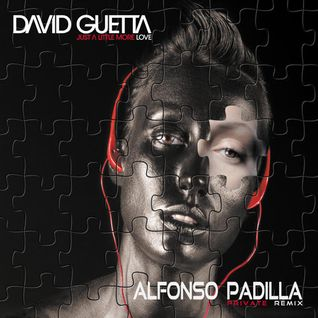 Just A Little More Love (Alfonso Padilla Private Remix) - David Guetta