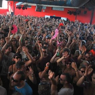Andrew Grant Live Circoloco@DC-10 Terrace Opening Party 2011